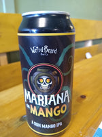Weird Beard. Mariana on Mango 7.1% (440ml can)