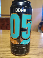 Brew by Numbers. 05 IPA. Citra & Amarillo 6.0% (440ml can)
