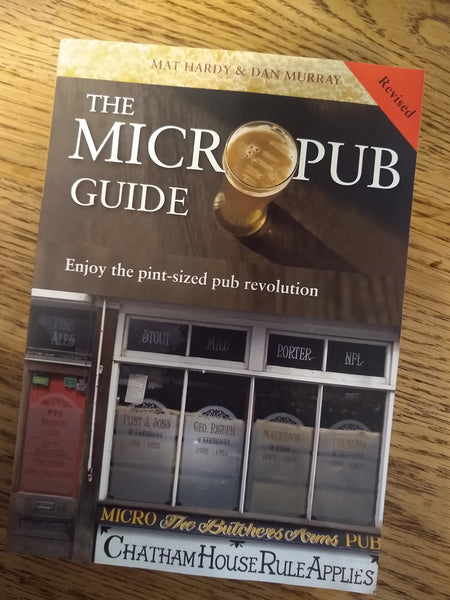 The Micropub Guide by Matt Hardy & Dan Murray