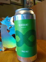 Verdant. 300 laps of your garden. Pale 4.8% (440ml can)