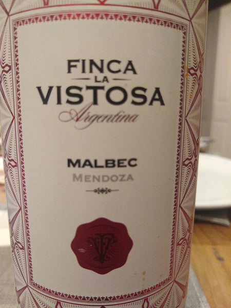 Finca la Vistosa. Malbec (Red wine - Argentina) 13%