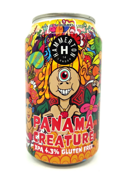 Hammerton Panama Creature XPA 4.3% (330ml can)