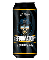 Weird Beard. Reformatory. Hazy pale 4.0% (440ml can)