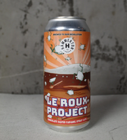 Hammerton. Le Roux Project. Chocolate salted caramel stout 5.8% (440ml can)