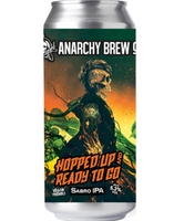 Anarchy. Hopped Up & Ready To Go. 5.3% (440ml can)