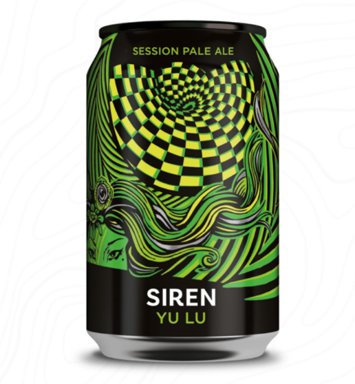 Siren. Yulu. Session pale 3.6% (330ml can)