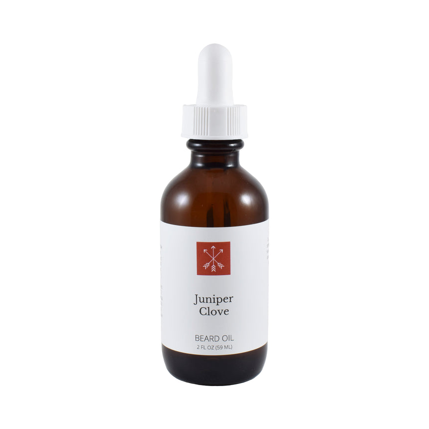 Juniper Clove Beard Oil