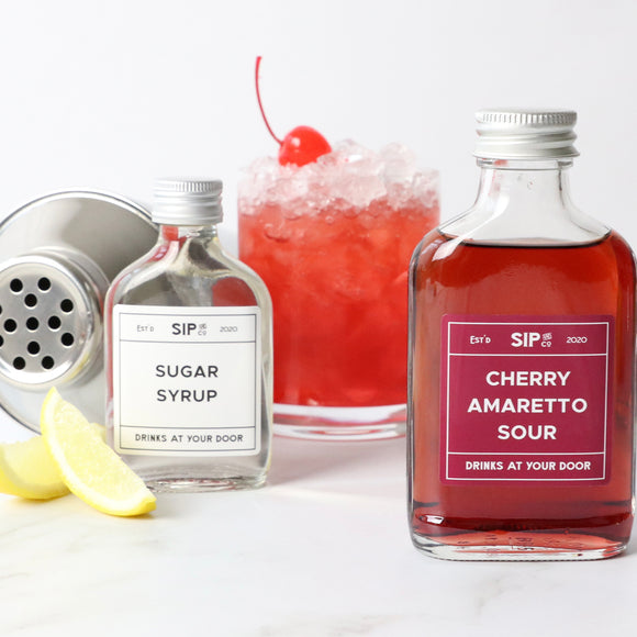 Cherry Amaretto Sour