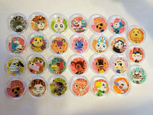 Load image into Gallery viewer, Animal Crossing Amiibo Coins CHOOSE ANY CHARACTER