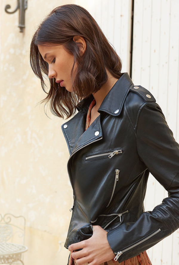 Leather Jacket Bikeuse
