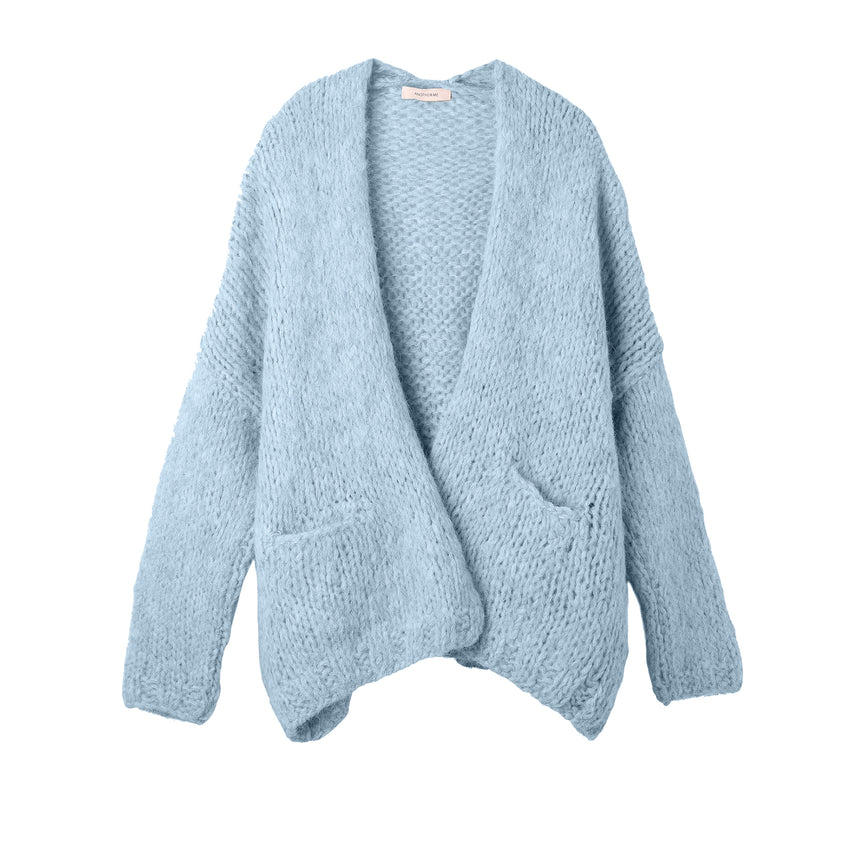 Alpaka Cardigan Happy Life