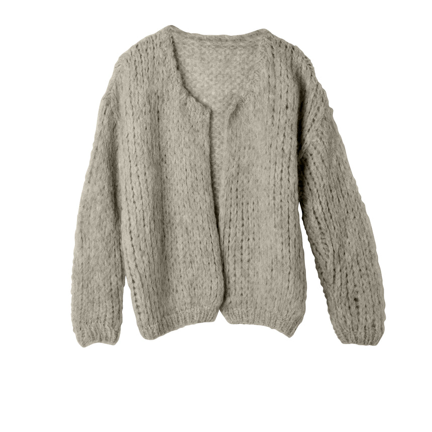 Alpaka Cardigan Right Here