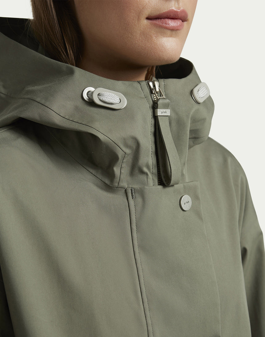 Jacke Phenia Superlight Cotton