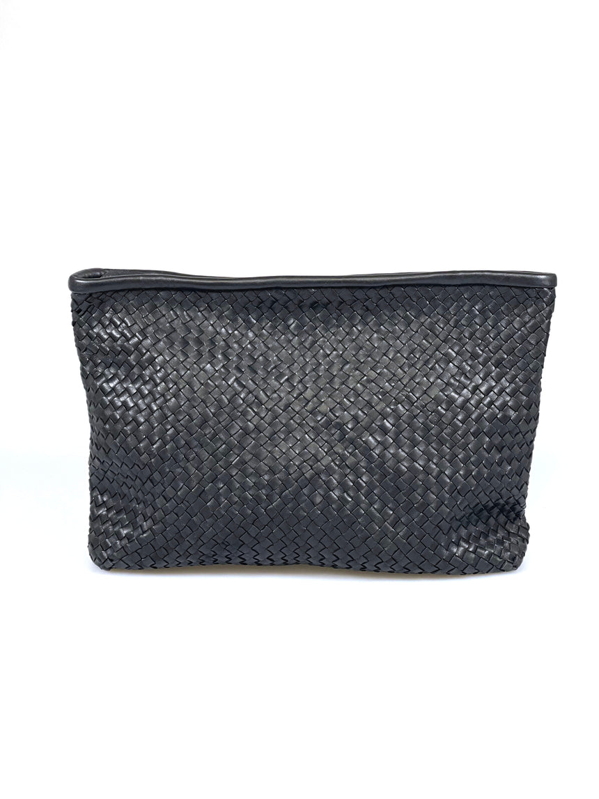 Clutch New Yorker Black