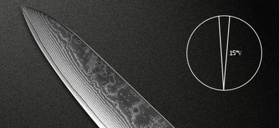 Custom Knife Sharpening Edge