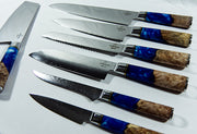 Seven Titans Knife Set - Signature Collection