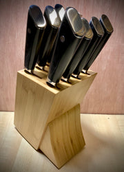 Wulff Den Deli Knife Block