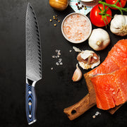 "Bleddyn Chef - 8"" Professional Japanese Chef Knife"