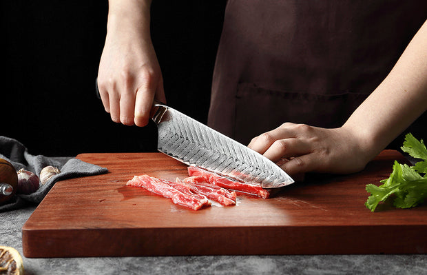 Exegi Chef - 8 Inch Professional Japanese Chef Knife