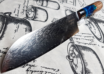 The Titan Santoku - Signature Collection