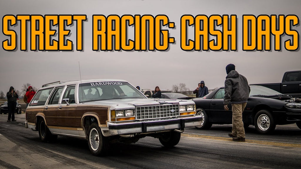 STREET RACING: Mini Cash Days FULL VIDEO!
