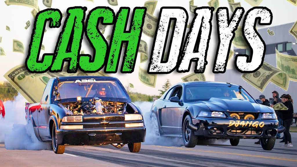 Police break up Street Racing THREE TIMES! | Tulsa Cash Days