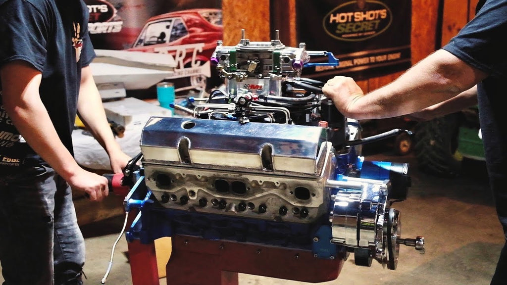 "Small Block Nitrous S-10 Project! ""Tommy Two Guns"""