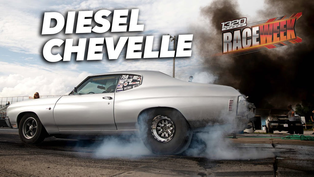Diesel Swapped Chevelle, 1800hp Supra & MORE! (RaceWeek | Day 3)