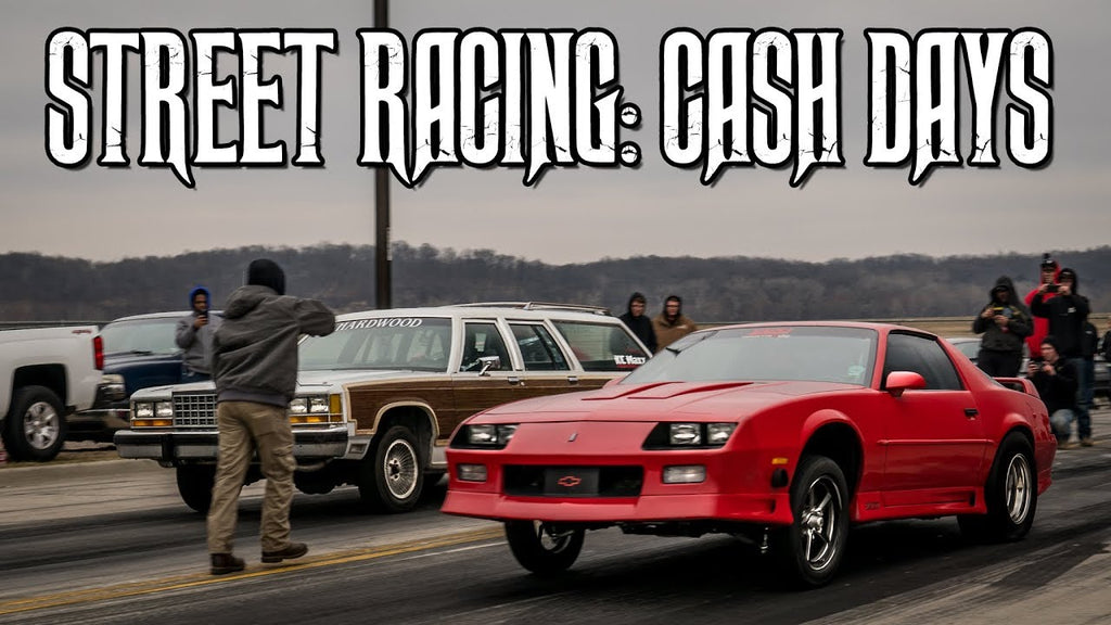 Street Racing: Mini Cash Days Trailer