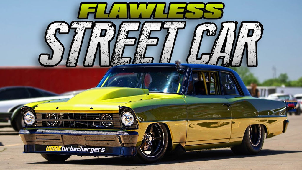 the PERFECT Street Car? | Twin Turbo Chevy Nova
