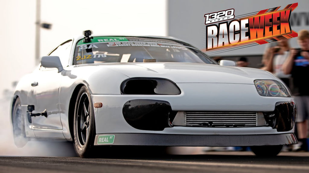 Road-Tripping with an 1800hp Supra? (RaceWeek 2.0 | Day 1)