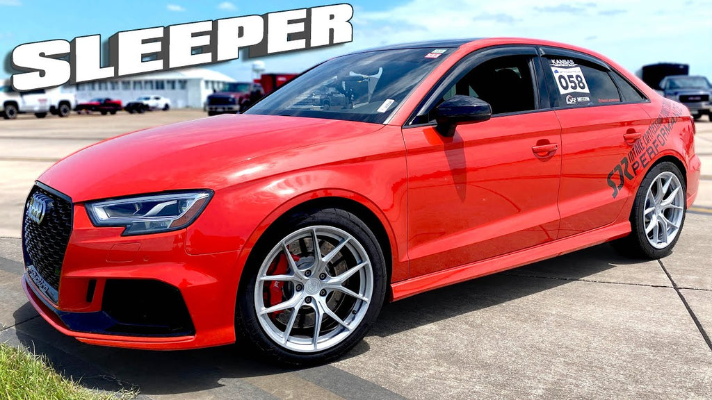 The Ultimate Family Sedan? (900hp Audi RS3)