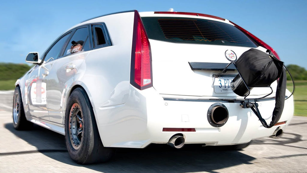 Worlds FIRST 200mph CTS-V Wagon!