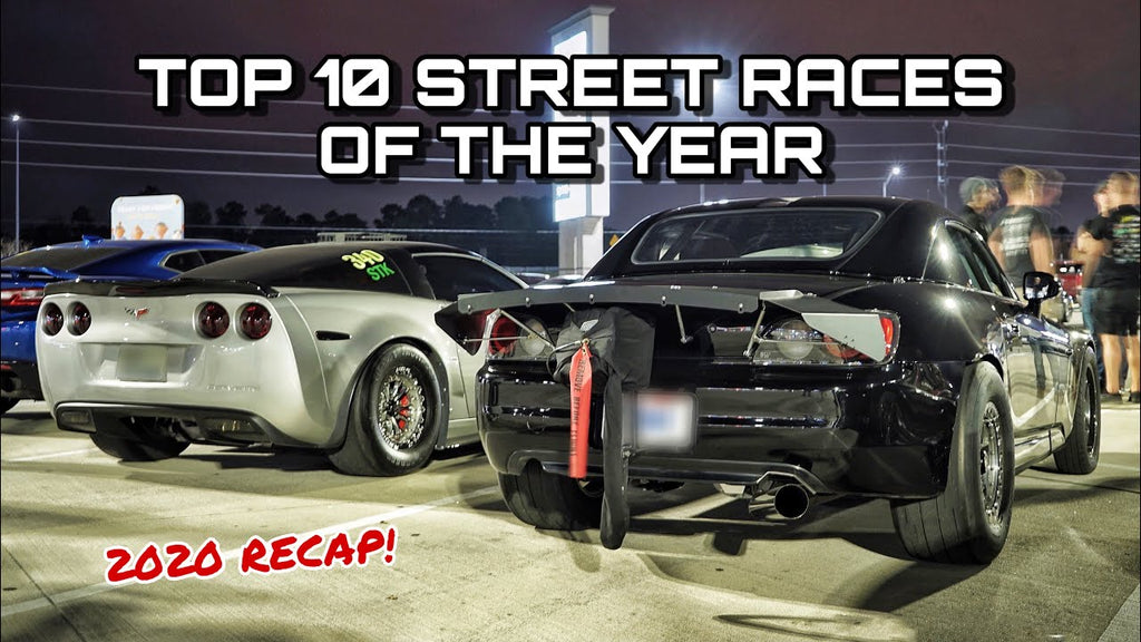 STREET RACING in 2020 - 2JZ S2K, CM2000 Viper, 1300hp GT-R, Turbo Mustangs, McLaren 570s & MORE!