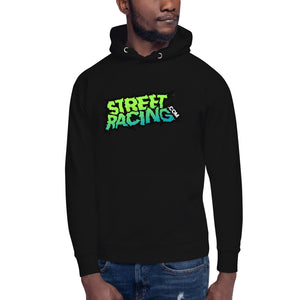 Open image in slideshow, Unisex Hoodie: StreetRacing.com