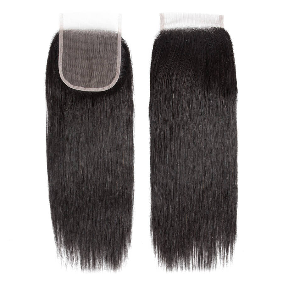 Indonesian 4x4 HD Lace Closures