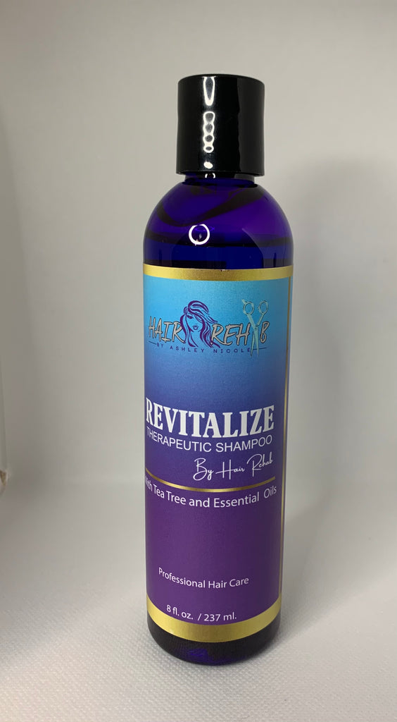 Revitalize Therapeutic Shampoo with Tea Tree