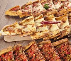 Beef Mince Pide
