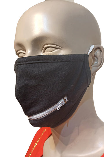Zipper Mask (Pack Of 3)