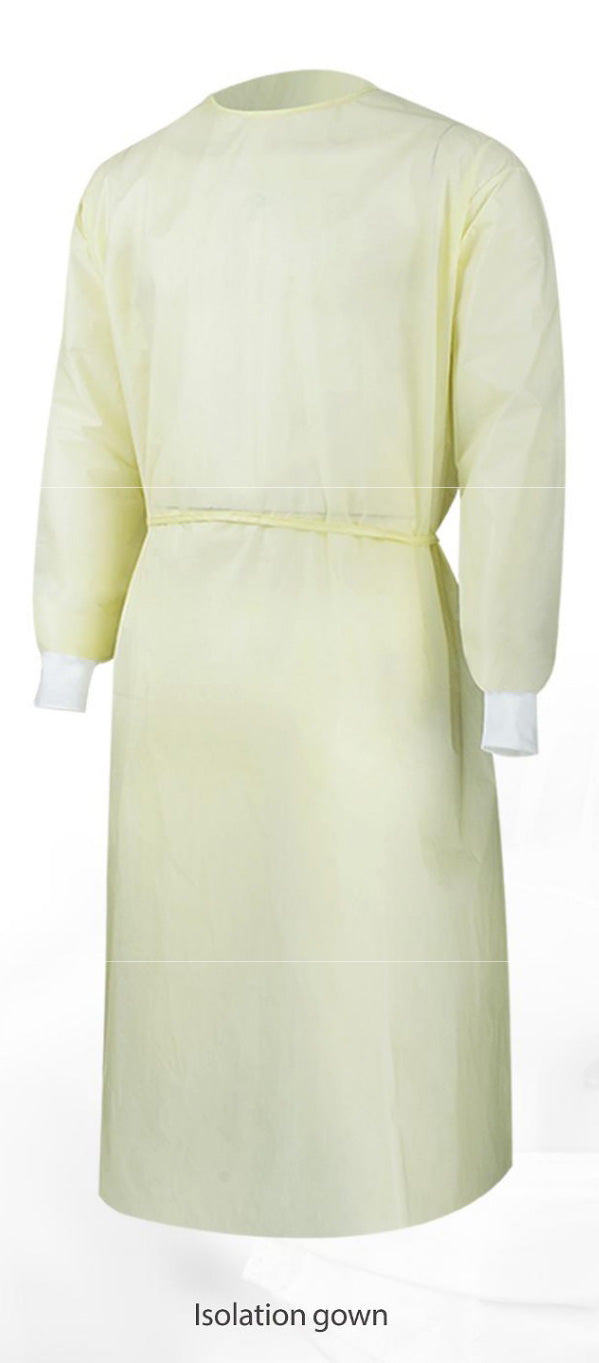 Isolation Gown-1