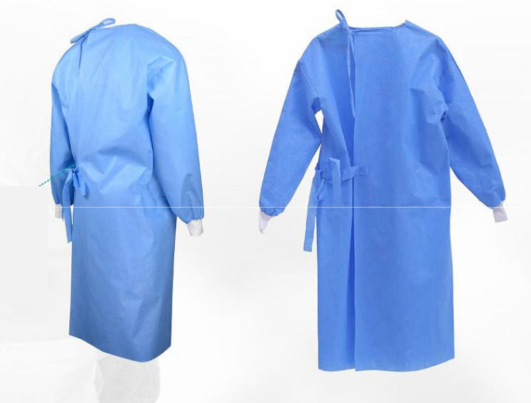Isolation Gown-13
