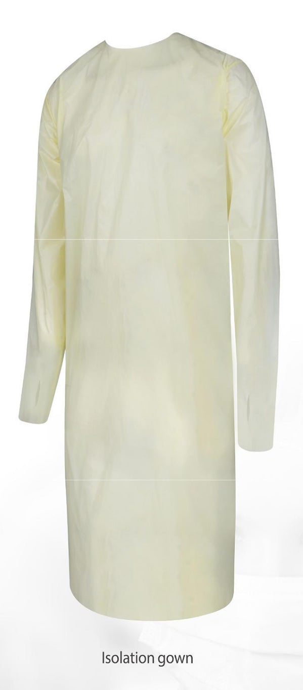 Isolation Gown-2