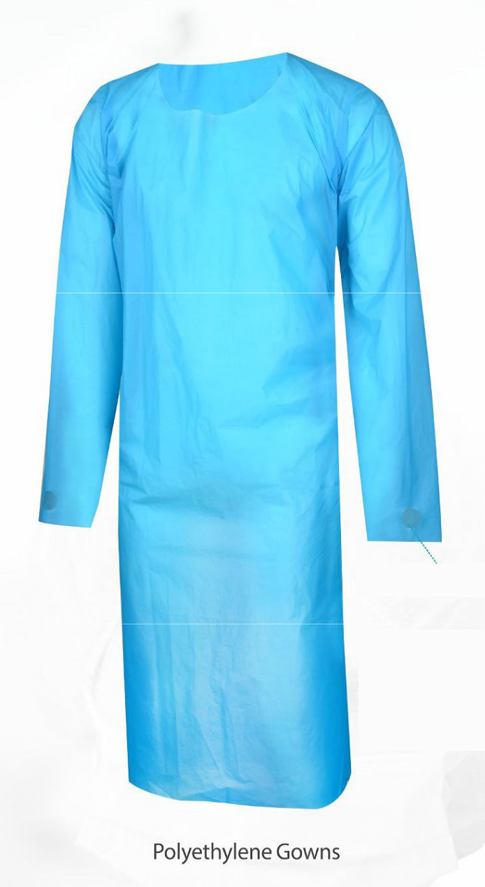Isolation Gown-5