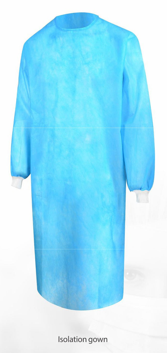 Isolation Gown-8