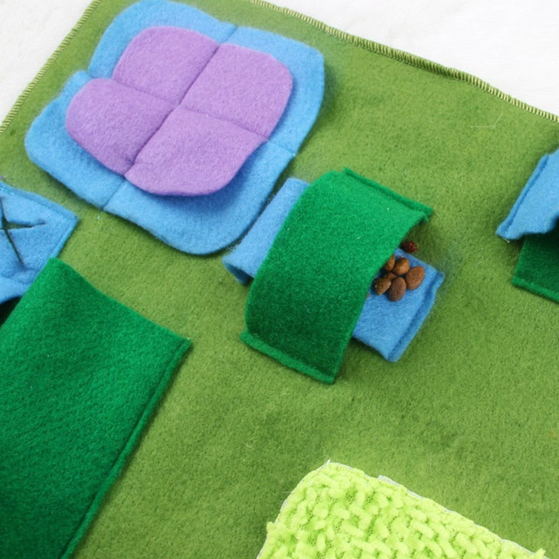 Pet Training Skill Blanket