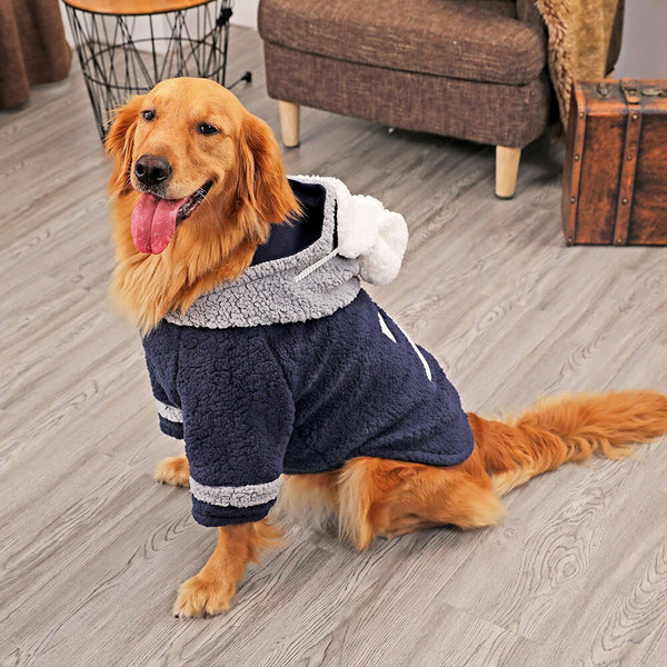 Milo Winter Pet Clothes