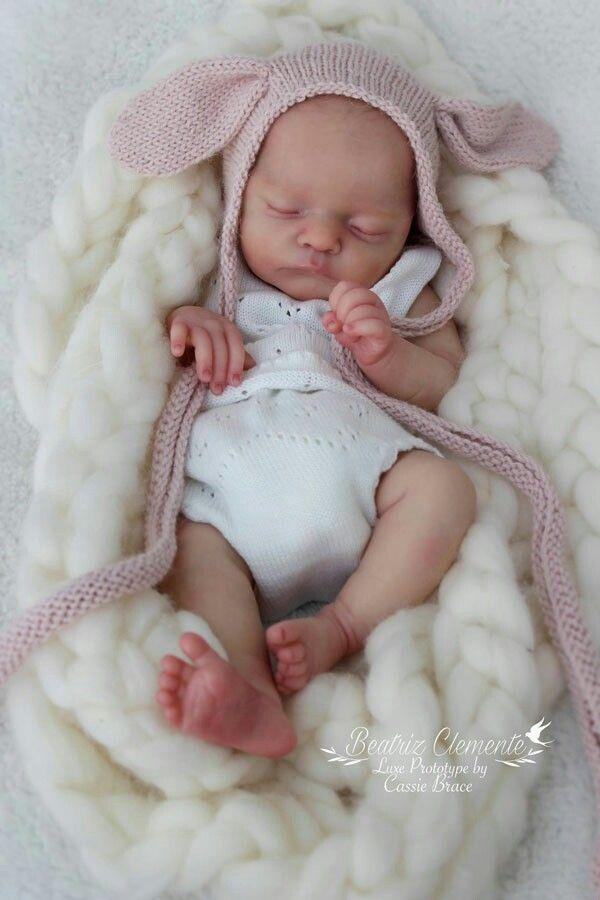 [Special Discount]17'' REAL LIFELIKE JOURNEY REBORN BABY DOLL GIRL