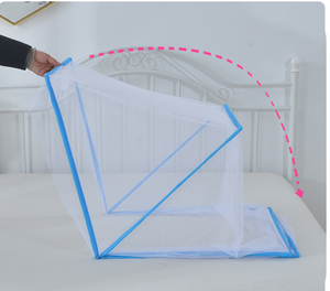 mosquito net travel portable folding mosquito net