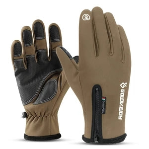 【Last Day Promotion-50% OFF-】Winter Warm Waterproof Touch Screen Gloves