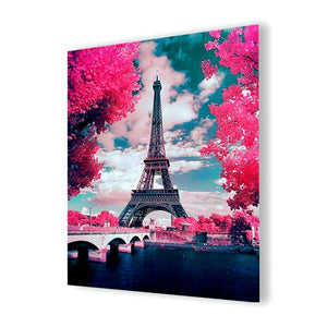 Paris Diamond Painting